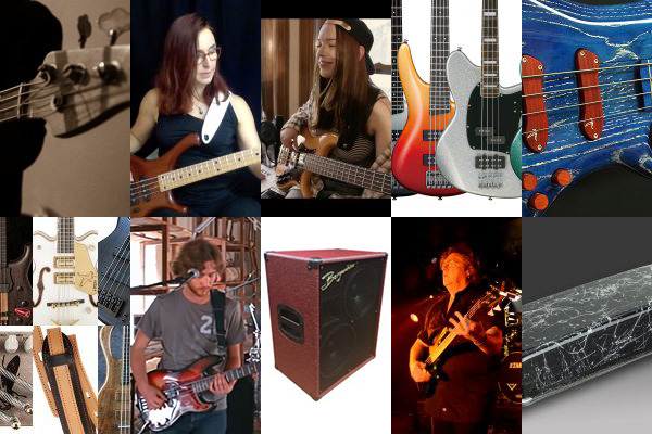 Weekly Top 10: Walking Bass Lines, Two Octave Triads, Top Bass Gear, Videos and More