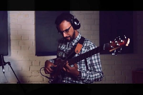 Liben Tom & Jason Kishander: iPhone, Bass & Drums Jam