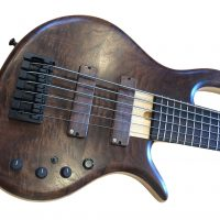 Elrick Bass Guitars Unveils Steve Lawson Signature Model