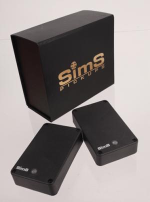 SimS Super Quad Pickups