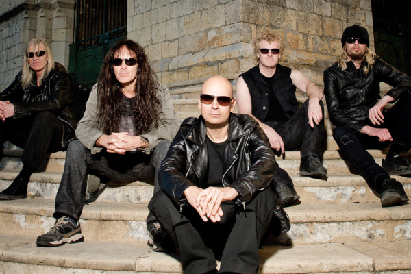 Steve Harris' British Lion Announces European Tour and Live Album