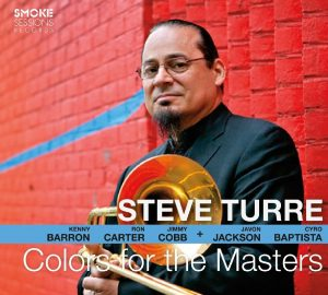 Steve Turre: Colors for the Masters