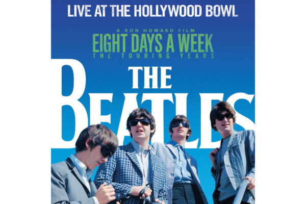 "Remastered Beatles ""Live at The Hollywood Bowl"" Released"