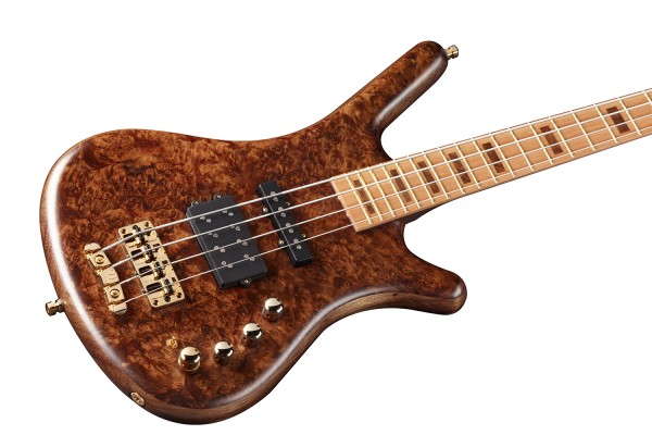 Warwick Unveils Limited Edition Bass for 2016