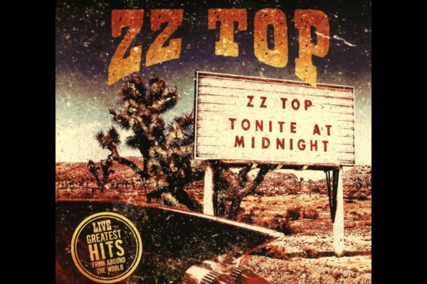 ZZ Top Releases First Official Live Album