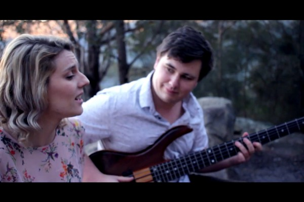 Jonathon Burgess and Sophie Aked: No Love Dying