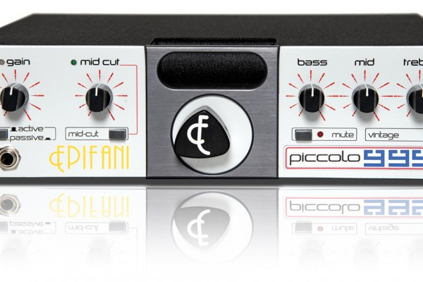 Epifani Now Shipping Piccolo 999 Bass Amp