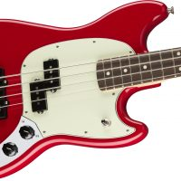 Fender Unveils New Mustang Bass Model