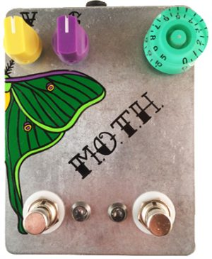 Fuzzrocious Pedals M.O.T.H. Pedal