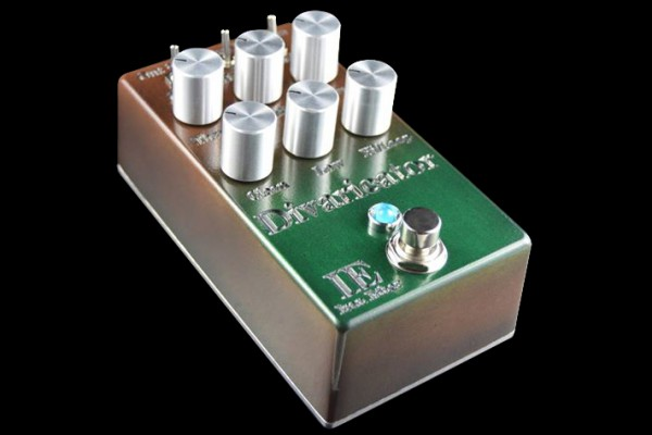 Iron Ether Introduces Divaricator Bass Pedal