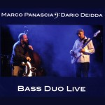 """Marco Panascia Teams with Dario Deidda for """"Bass Duo Live"""" Album"""