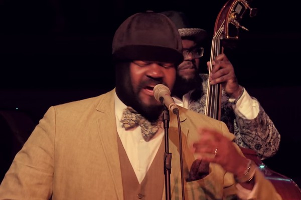 Gregory Porter: Holding On, Live In Berlin