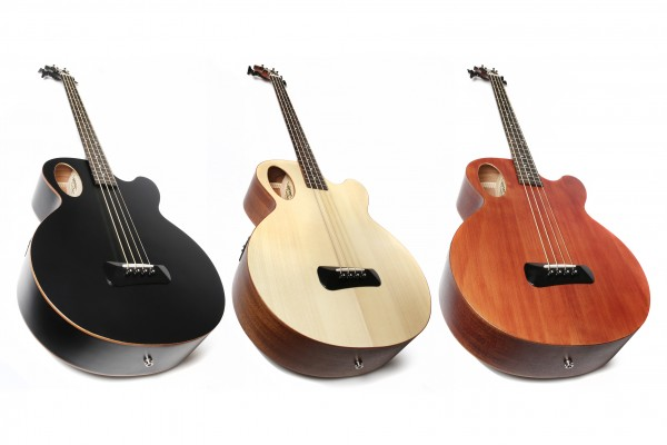 Spector Introduces Timbre Acoustic Bass Guitar