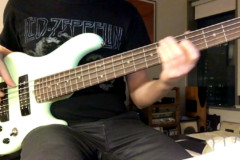 Creative Bass Lines: Funking with the Dorian Mode and the Blues Scale