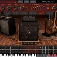 IK Multimedia Introduces MODO Bass Virtual Instrument