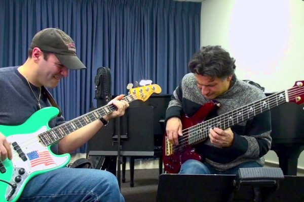 Anthony Vitti and John Patitucci: Forgotten Groove Yard #9