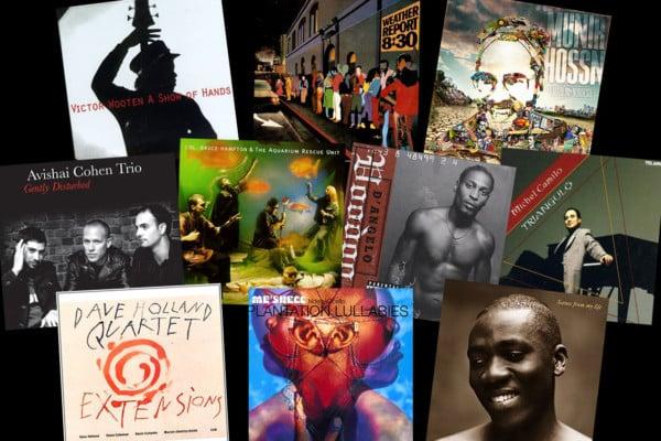 Your Top 10 Bass Albums