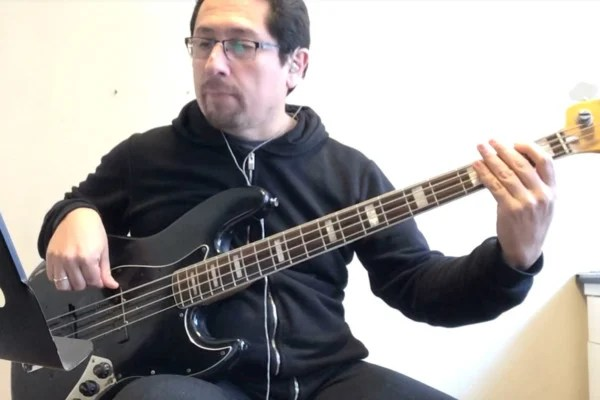 "Bass Transcription: Walter Becker's Bass Line on Steely Dan's ""Gaucho"""