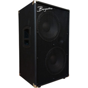 Bergantino Audio Introduces NV212T Bass Cabinet