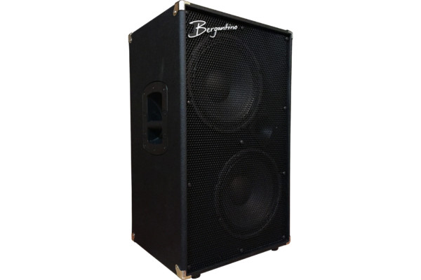 Bergantino Audio Introduces NV212T Bass Cabinet