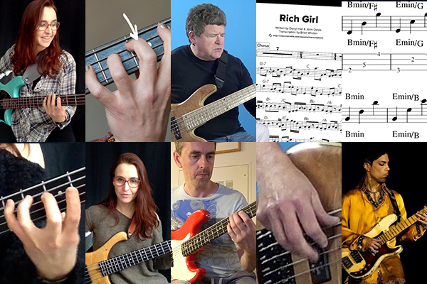 Best of 2016: Top 10 Bass Lessons and Transcriptions
