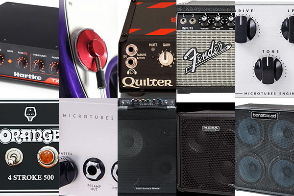 Best of 2016: Top 10 Reader Favorite Bass Amps