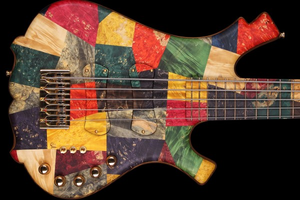 Bass of the Week: KD Basses Picasso