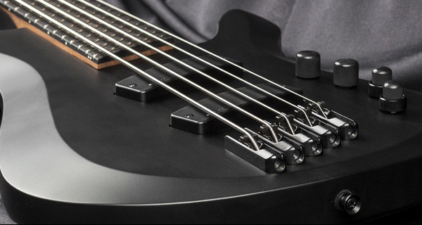 Kiesel Guitars Unveils Vanquish Multiscale Basses