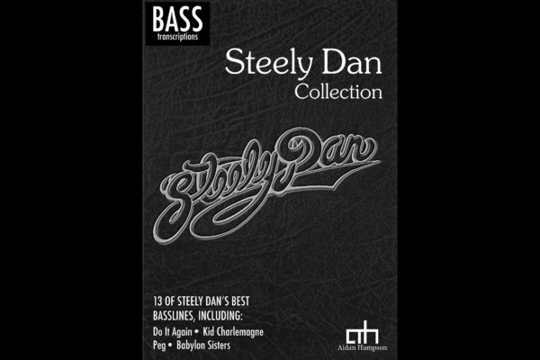 Aidan Hampson Releases Steely Dan Transcription Book