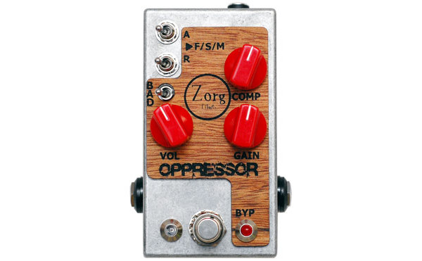 Zorg Effects Introduces Oppressor Compressor