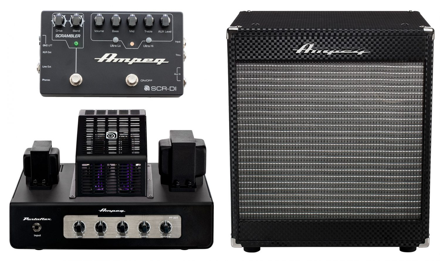 Ampeg Contest Prizes