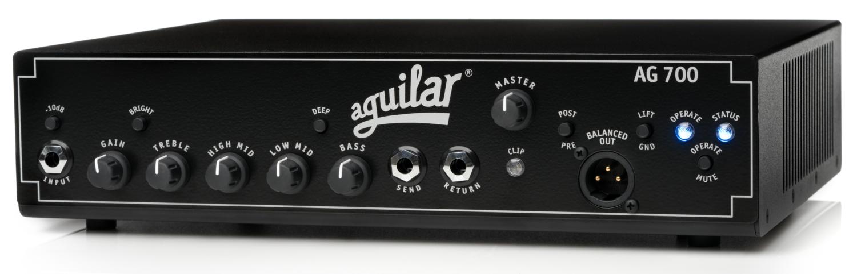 Aguilar Amplification AG 700 Bass Amplifier