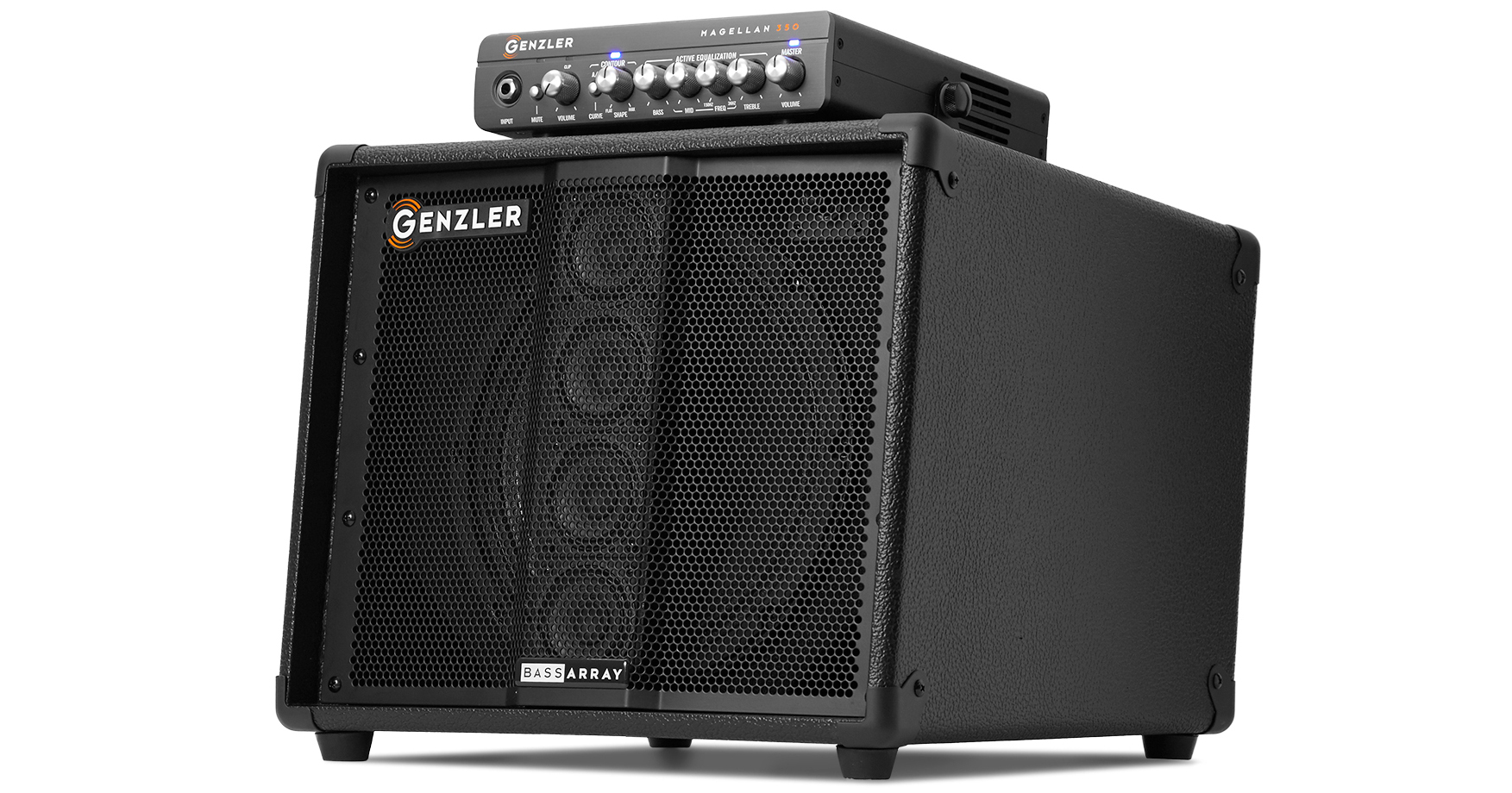 Genzler Amplification MG-350/BA10 Combo
