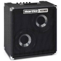 Hartke Grows HD Series With HD500 Bass Combo