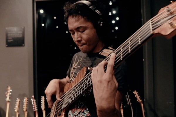 "Video Premiere: House of Waters ""Black Mallard"" (Live at Rubbertracks)"