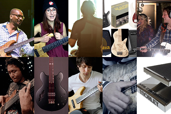 Weekly Top 10: Top 10 Bassists in 2016, Beautiful Practice, Lessons for 2017, Zander Zon Podcast and More