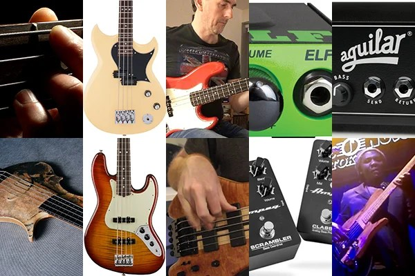 Weekly Top 10: News from NAMM, Melodic Minor vs. Diminished Scales, Creative Bass Lines and More
