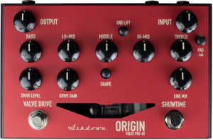 Ashdown Origin Valve DI