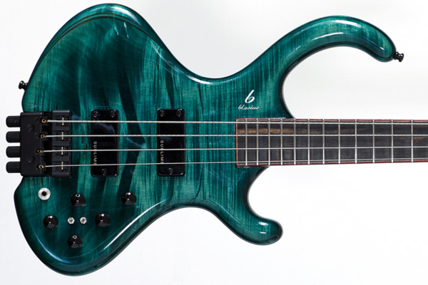 Bass of the Week: Blasius Guitars Kata 4 Headless