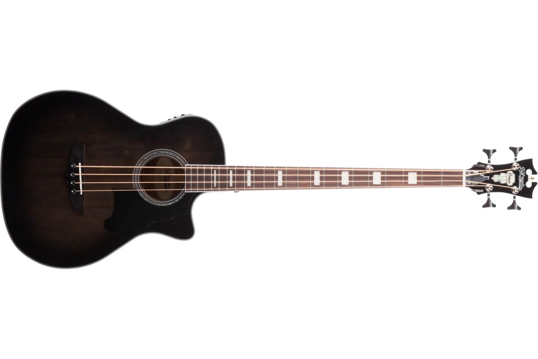 D'Angelico Premier Mott Bass