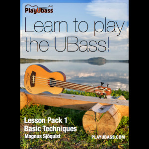 """Learn to Play the UBass"" eBook Now Available"
