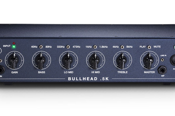 Trickfish Amplification Introduces Bullhead .5K Bass Amp