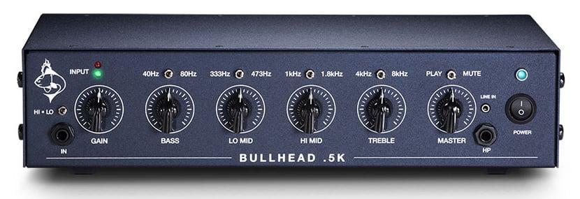 Trickfish Amplification Bullhead .5K Bass Amp