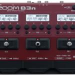 Zoom Introduces B3n Multi-Effects Processor