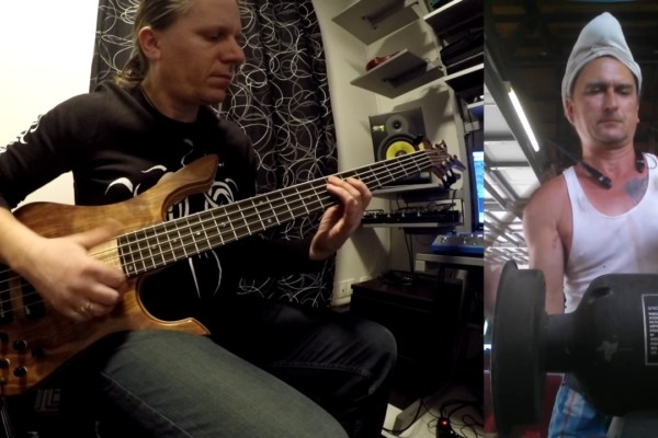 Viktor L?rincz: Grinder Groove