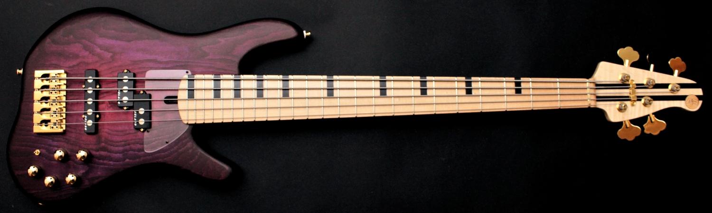 Anaconda Basses Tribute J5E – Elite Bass