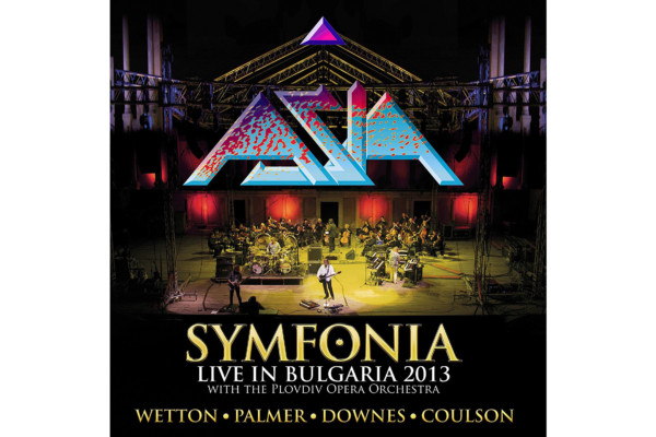 Asia Release Live CD/DVD Set Featuring the Late John Wetton