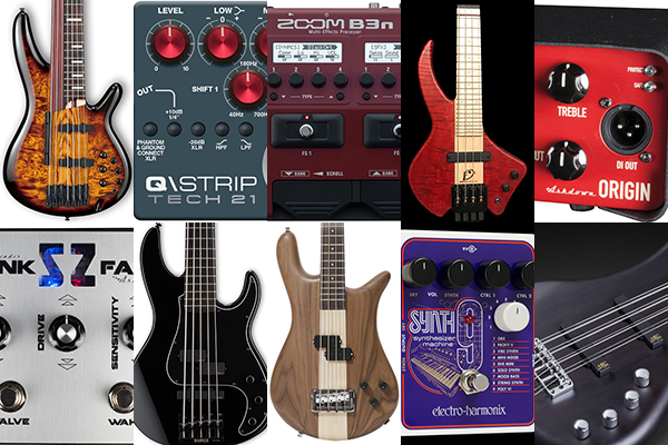 Bass Gear Roundup: The Top Gear Stories in February 2017