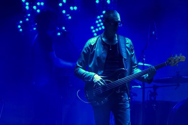 Nine Inch Nails, featuring Pino Palladino: Sanctified