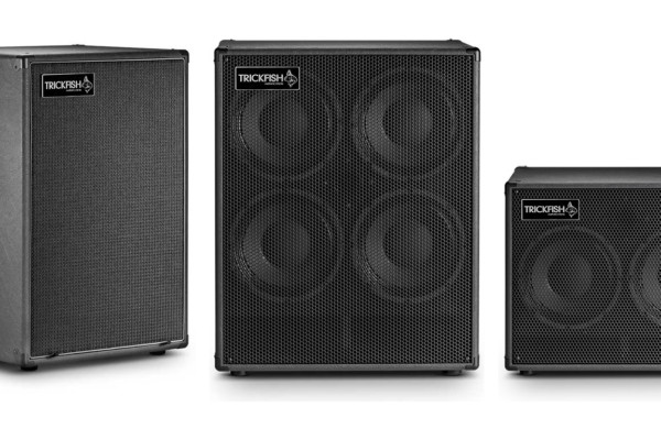Trickfish Amplification Expands Bass Cabinet Lineup